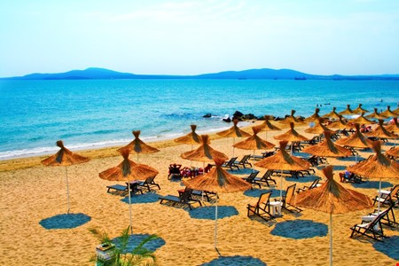 Sunny Beach bulgaria accommodation for digital nomads