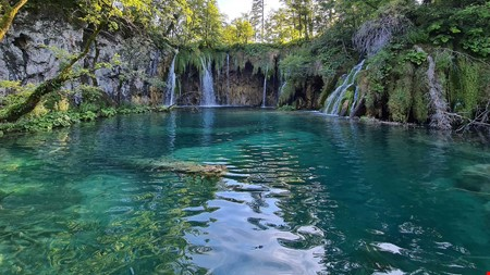 Plitviche Lakes croatia accommodation for digital nomads