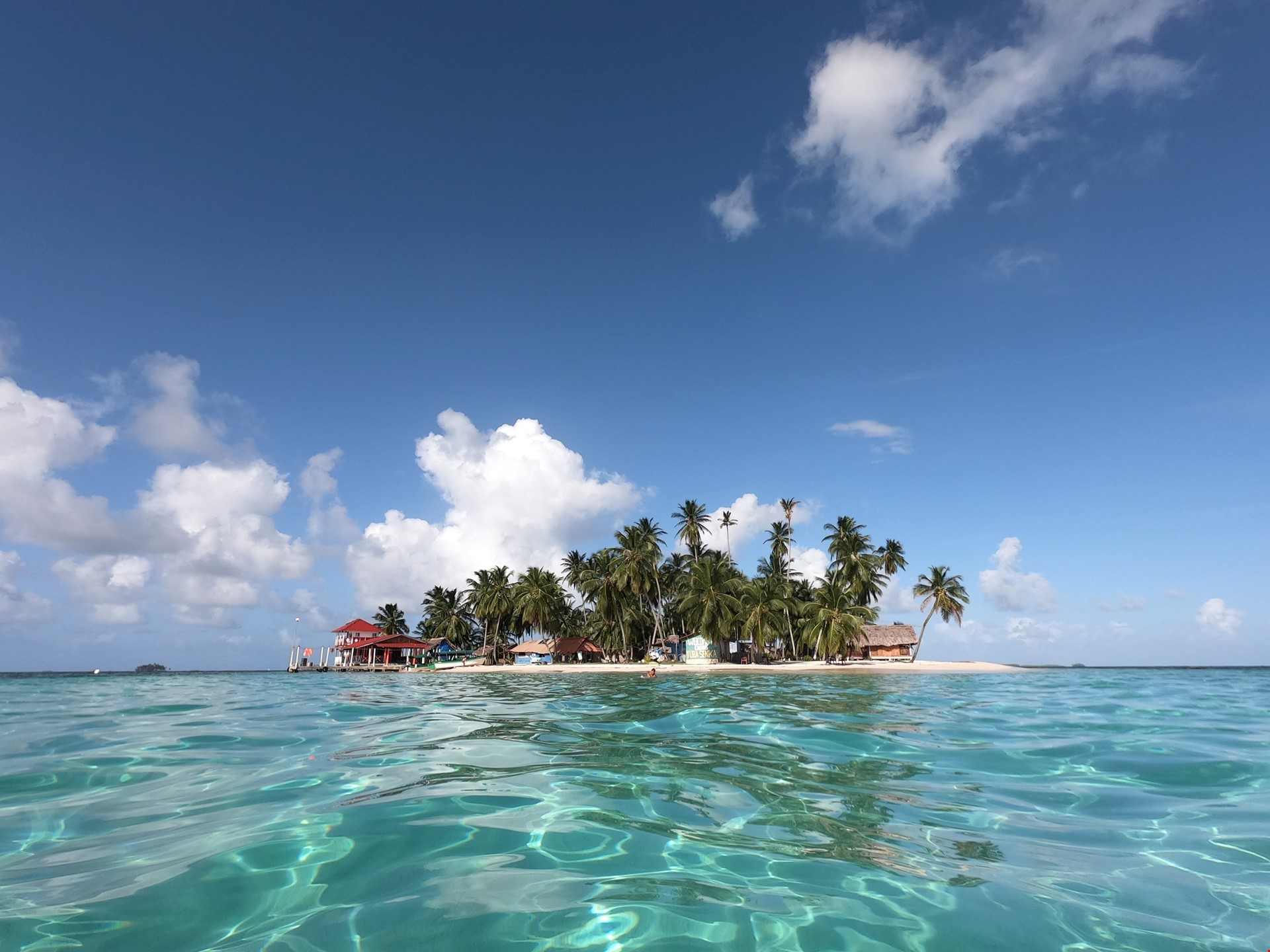 Digital Nomads accommodation in Caribbean West)